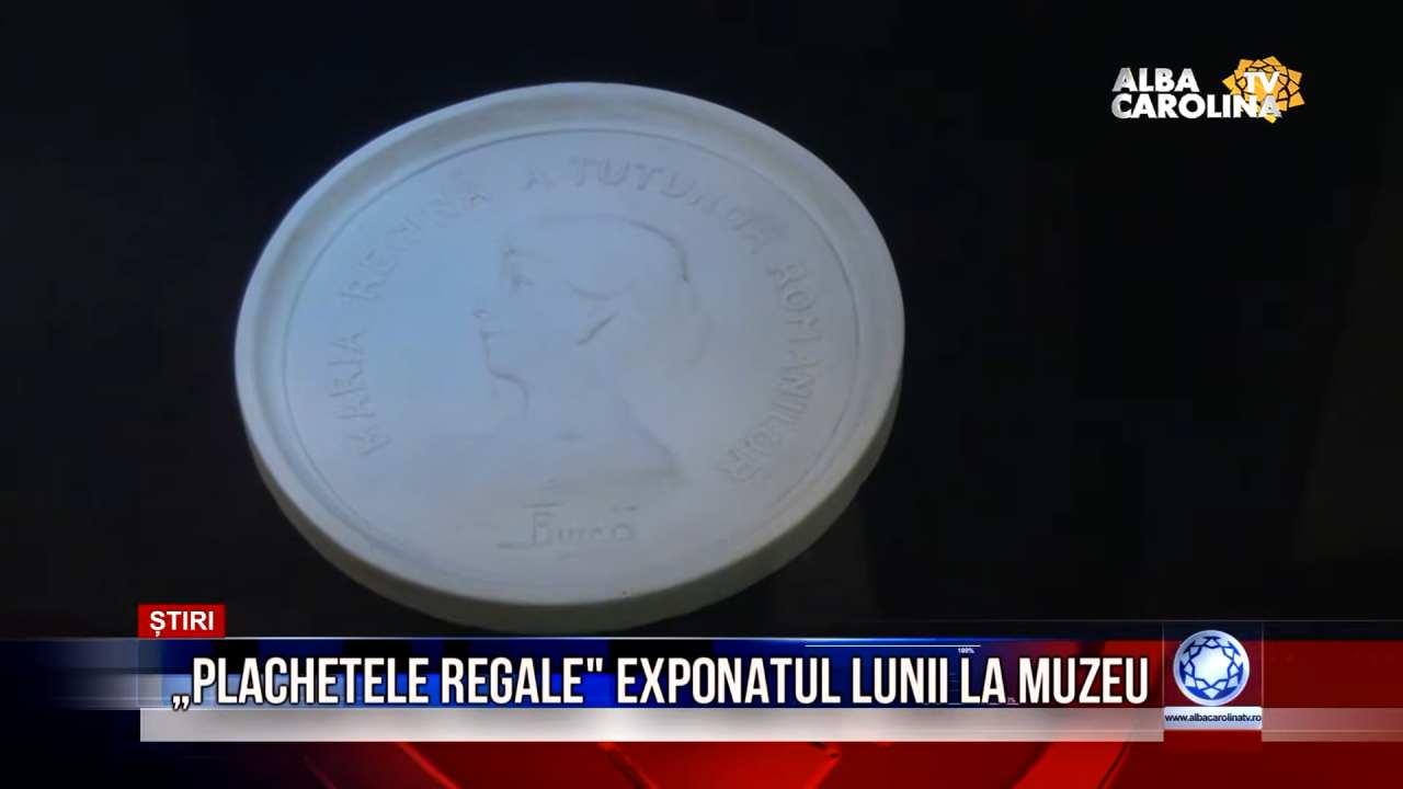 exponatul lunii muzeu alba iulia
