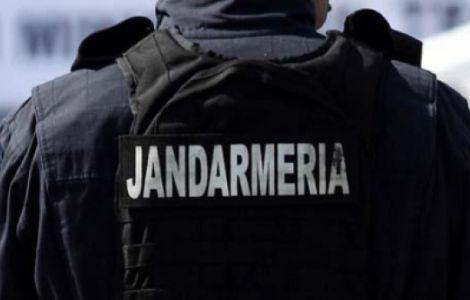 jandarm suspect micesti