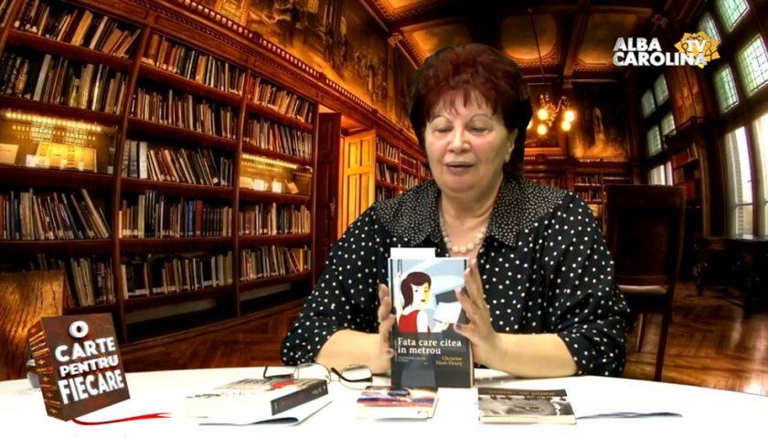 Fata care citea in metrou, de Christine Feret Fleury Alba Carolina TV