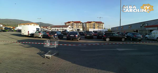 parcare-kaufland-alba-vw