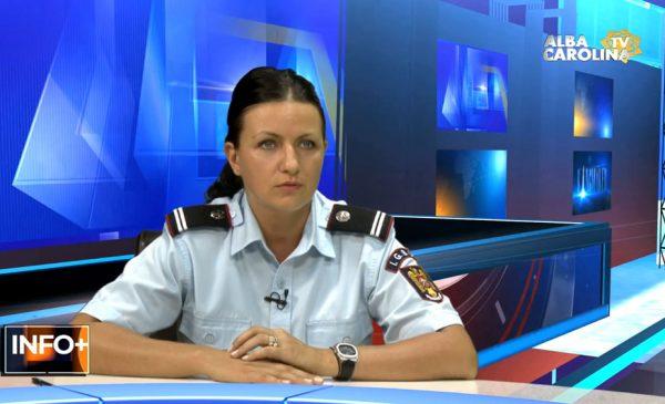 Marescu-Dumitrescu Alina ISU Alba carolina tv