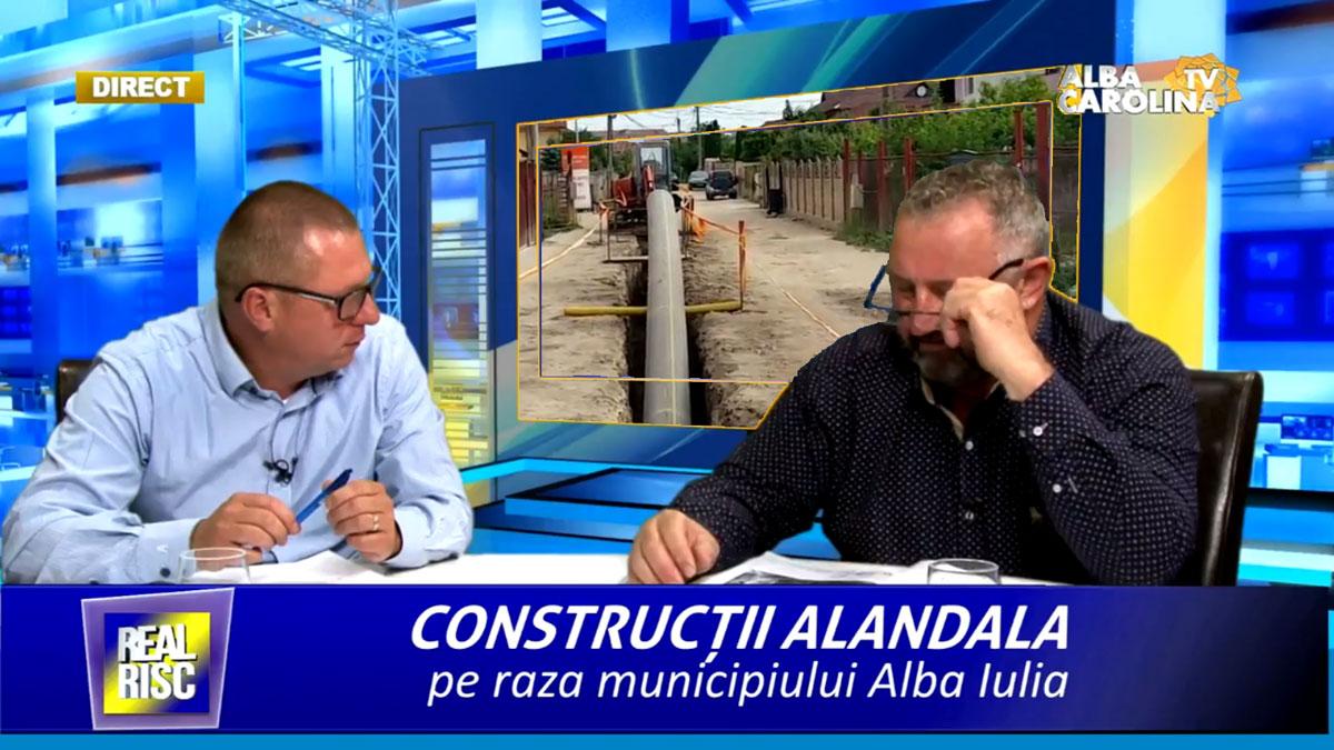 alba carolina tv autorizatii constructie gaz izvorului