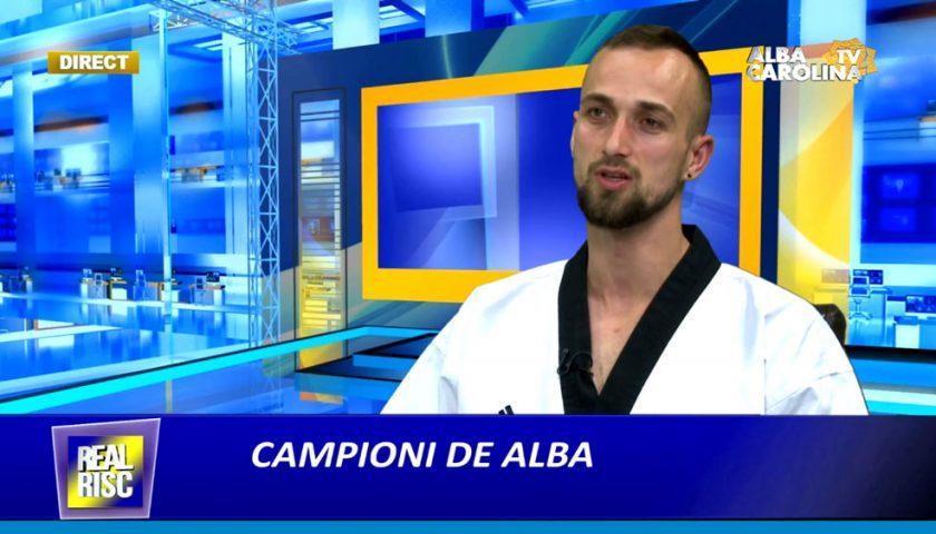 alin antrenor Taekwondo alba carolina tv