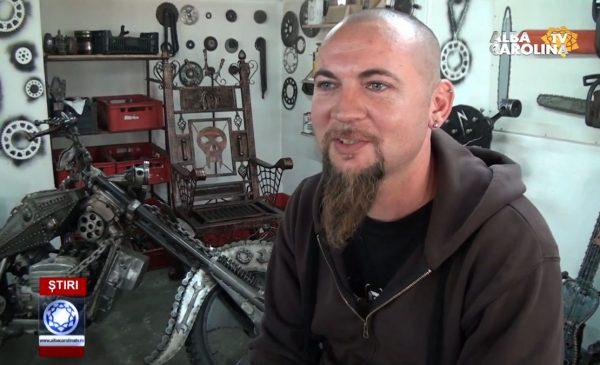 motociclist-alba
