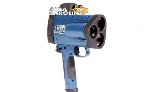 radar pistol