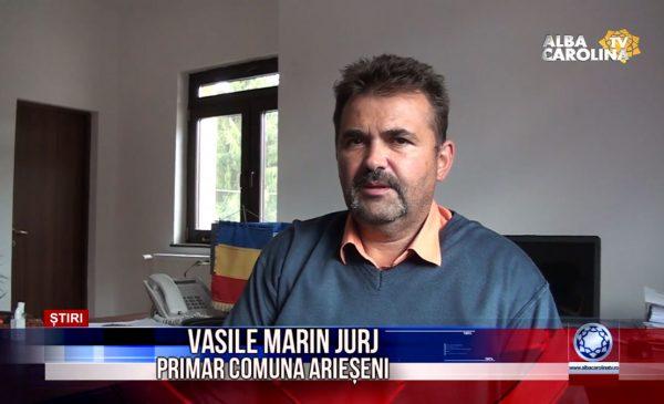 vasile marian jurj primar comuna arieseni