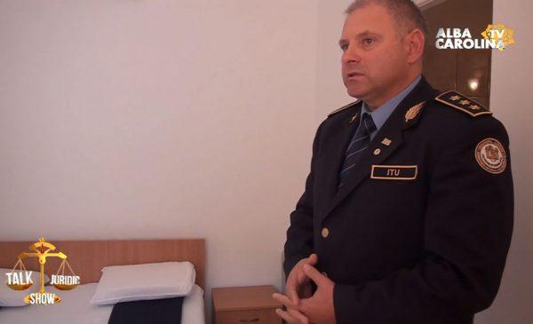 Emil-Itu-penitenciar-Aiud-director comisar sef