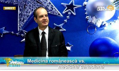 medicina-canadiana-vs-romaneasca