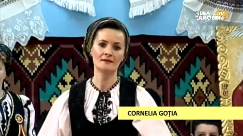 pasaport cultural, interpret popular cornelia gotia