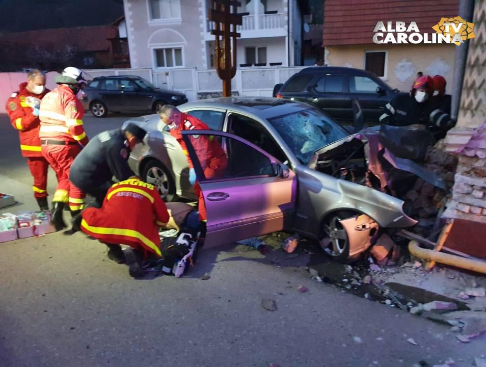 Bucerdea Vionoasa accident