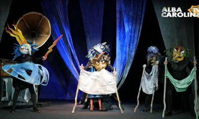 teatrul de papusi prichindel alba