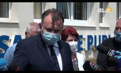 ministrul sanatatii alba iulia