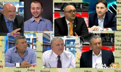 Alegeri Consiliul Judetean Alba