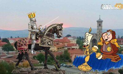 Povestea din Cetatea Alba Iulia