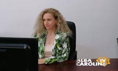 Ștefania Dragoe vicepresedinte curtea de apel alba