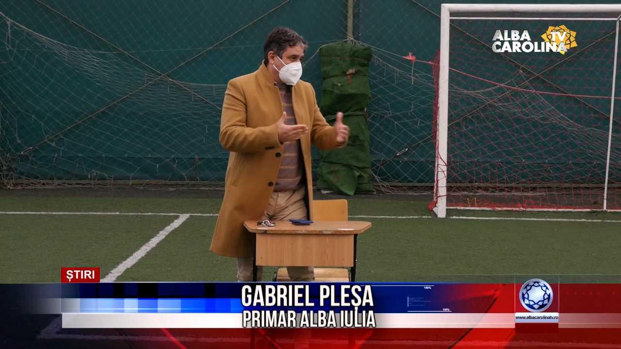 Gabriel Plesa Alba Iulia