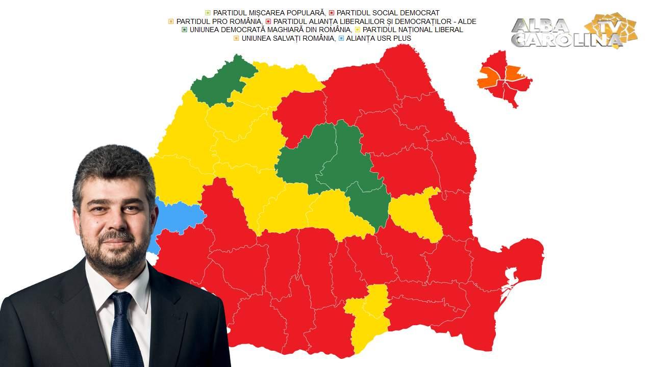 PSD castigator alegeri parlamentare