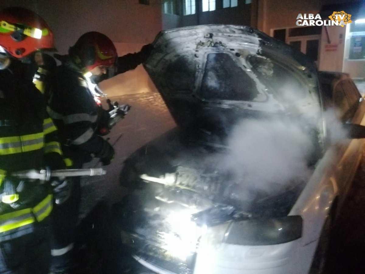 incendiu cimpeni spital
