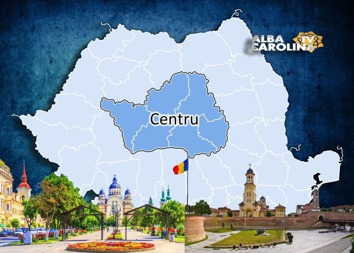 statistica turism regiunea centru alba iulia