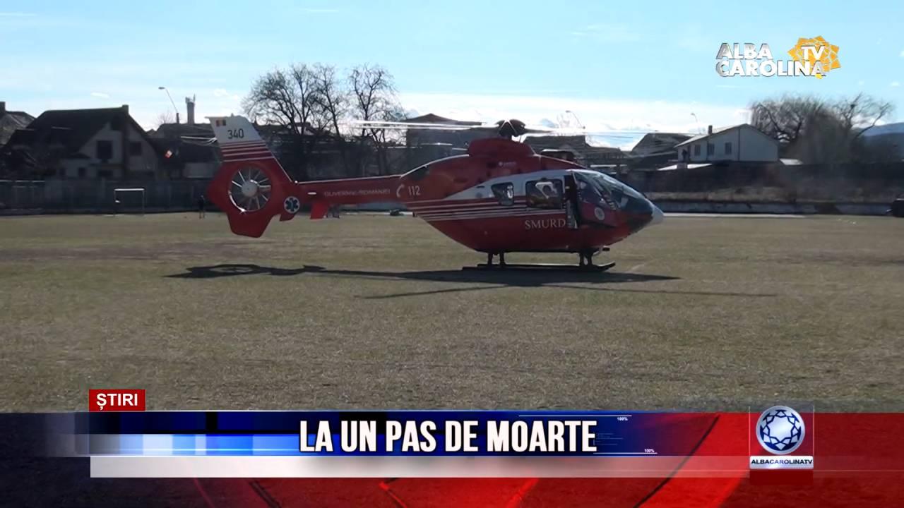 elicopter arieseni tanar smurd