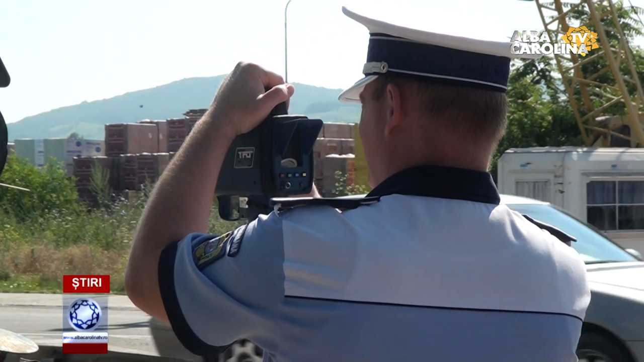 amplasarea radarelor alba judet