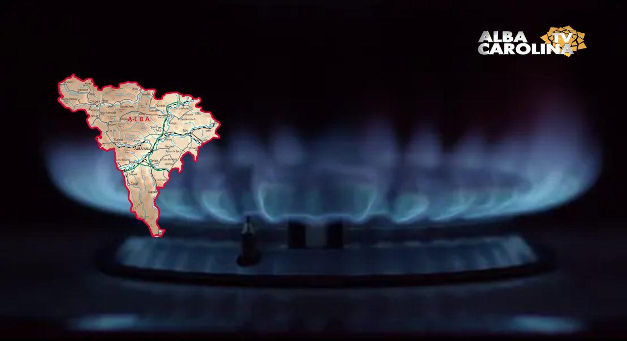 Sistare alimentare gaze naturale judetul alba